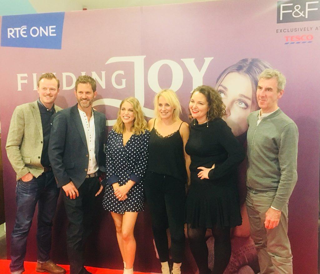 Finding Joy - Premiere