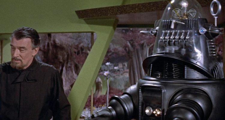 The IFI has announced that author George R.R. Martin will visit the IFI for a screening of sci-fi classic Forbidden Planet in 35mm on August 17th at 8pm.