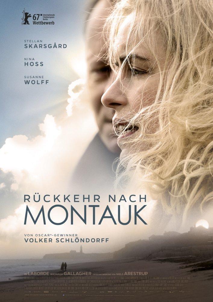 Return to Montauk - Poster