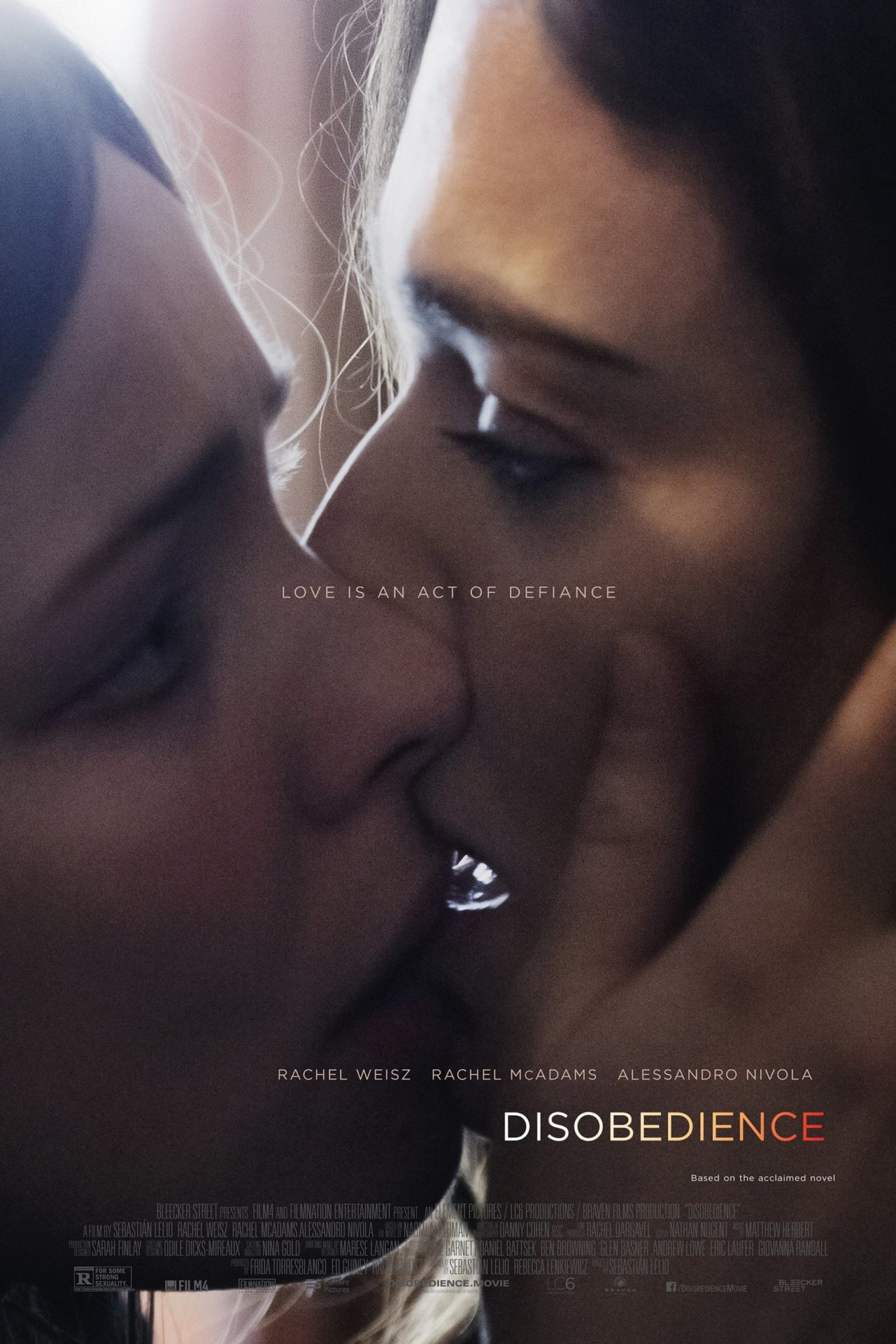 Disobedience - Poster