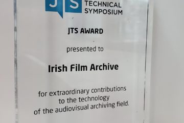 IFI Wins Second International Archive Award