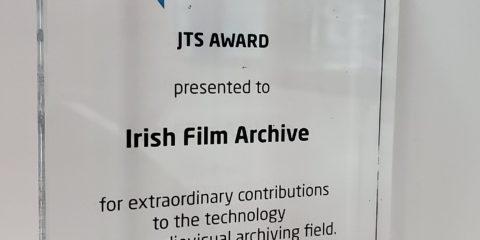 IFI Wins Second International Archive Award