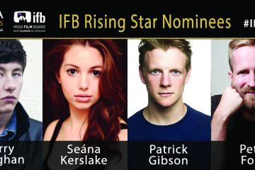 IFTA Rising Star Award nominees 2017