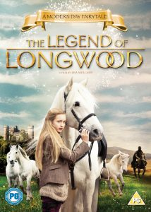 The Legend of Longwood - DVD Cover