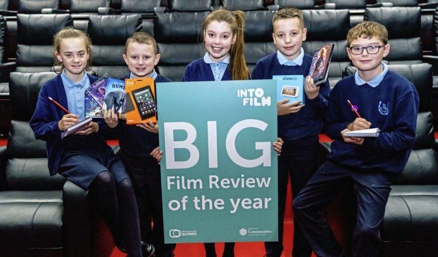 Into Film The Big Film Review 2019