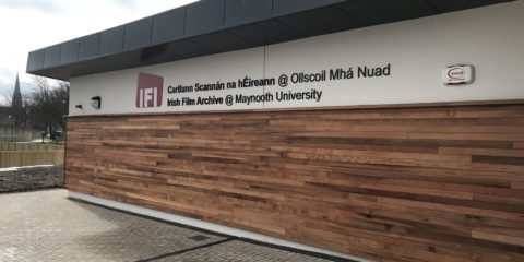 IFI Irish Film Archive @ Maynooth University