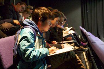 Junior Galway Film Fleadh - Cartoon Saloon Workshop