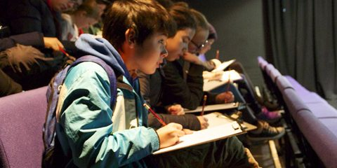 Junior Galway Film Fleadh - Cartoon Saloon Workshop