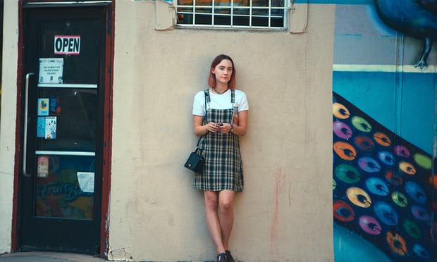 Saoirse Ronan in Lady Bird