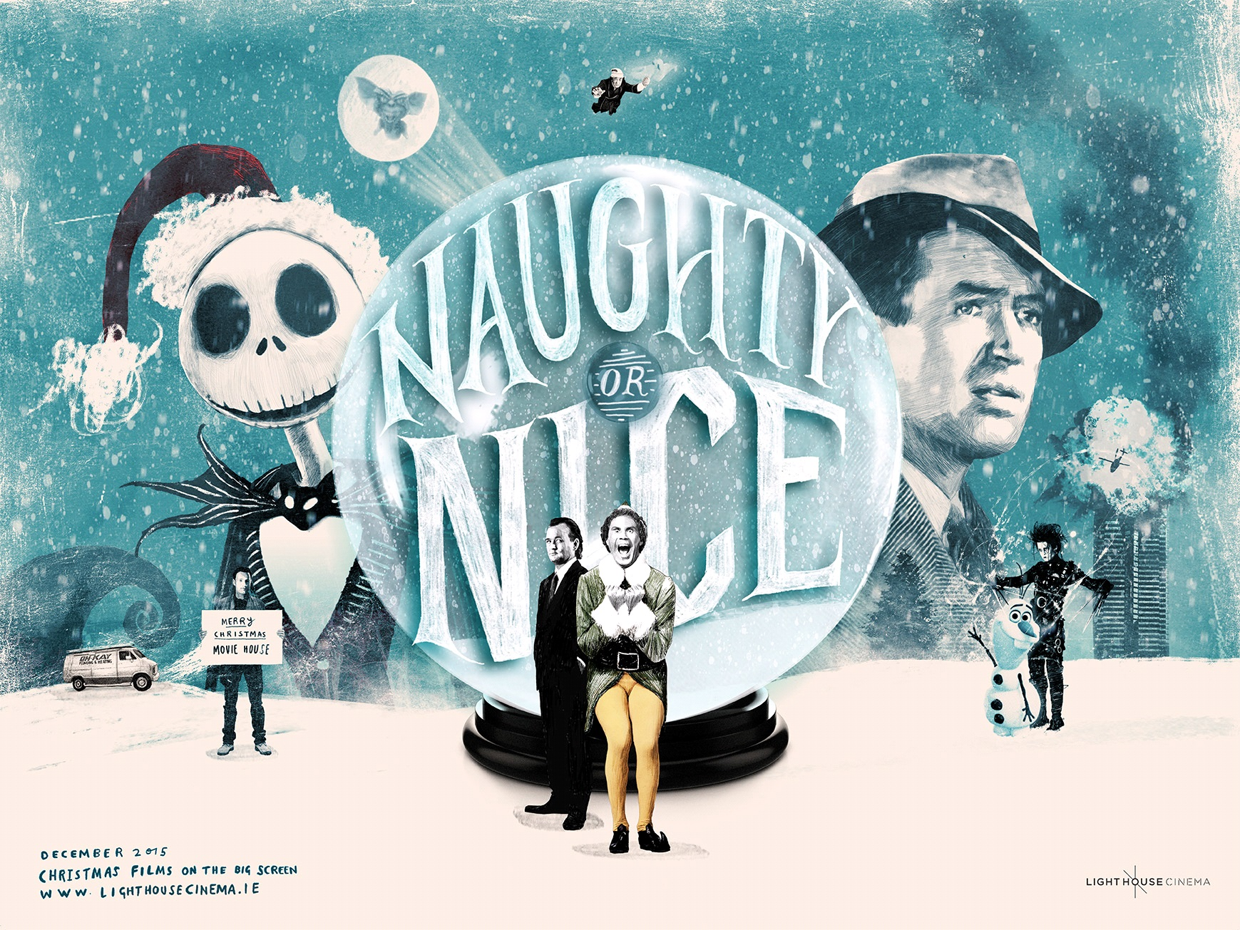 Naughty or nice full movie