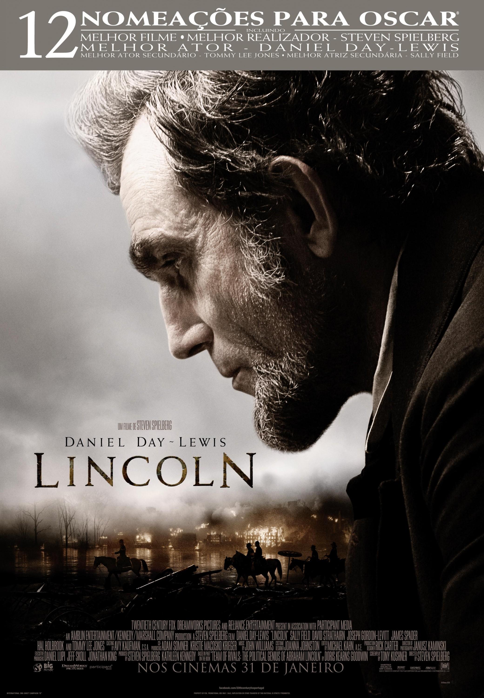 Portuguese Poster For Steven Spielberg S Lincoln Scannain