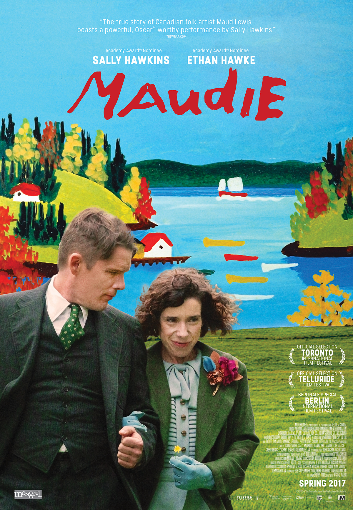 Maudie - US/Canadian Poster