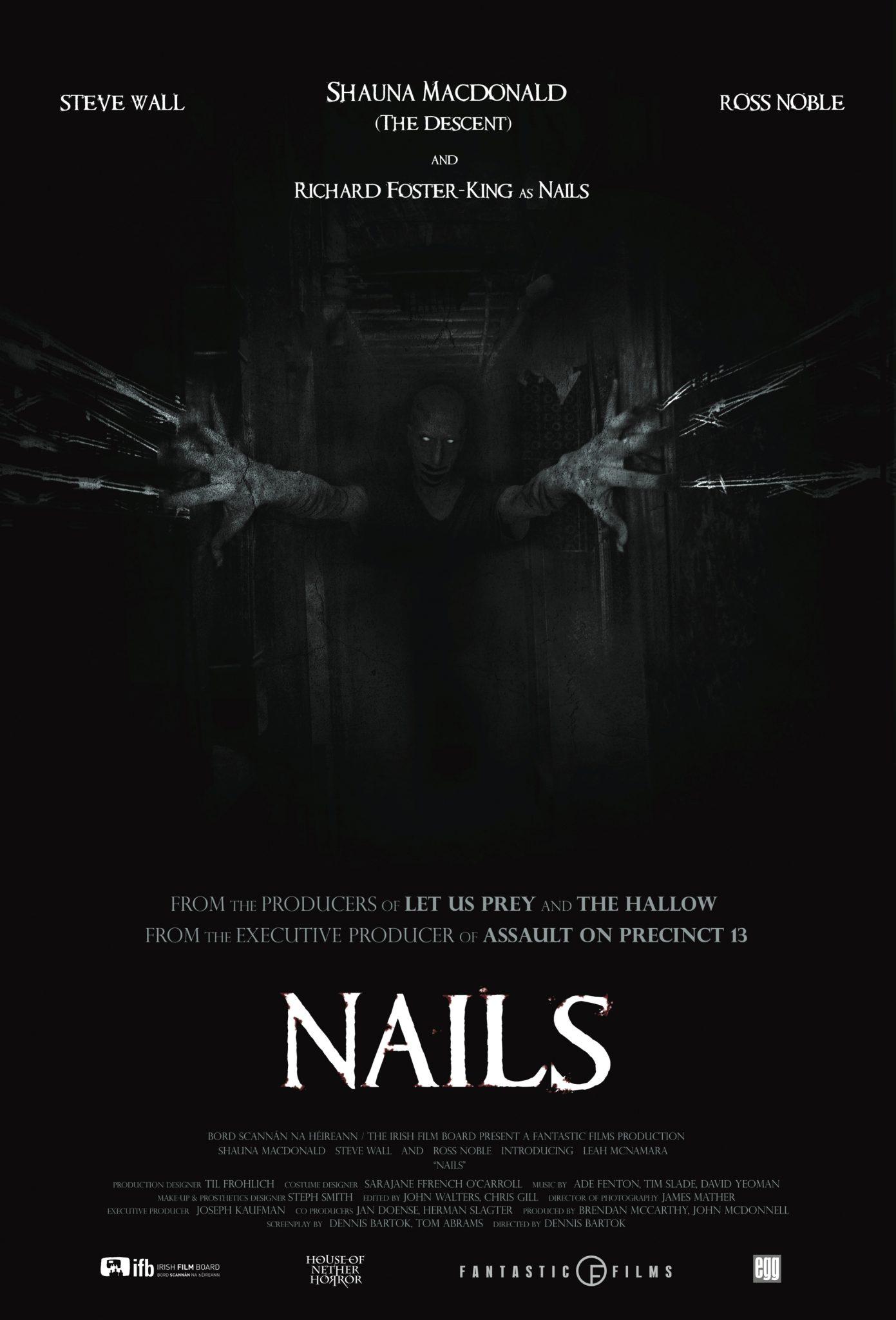 Nails - Poster