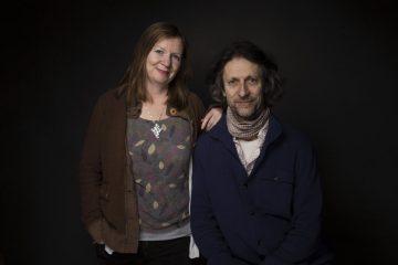 Neasa Ní Chianáin and David Rane