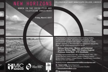 New HHorizons - Women in the Irish Film and Television Industries