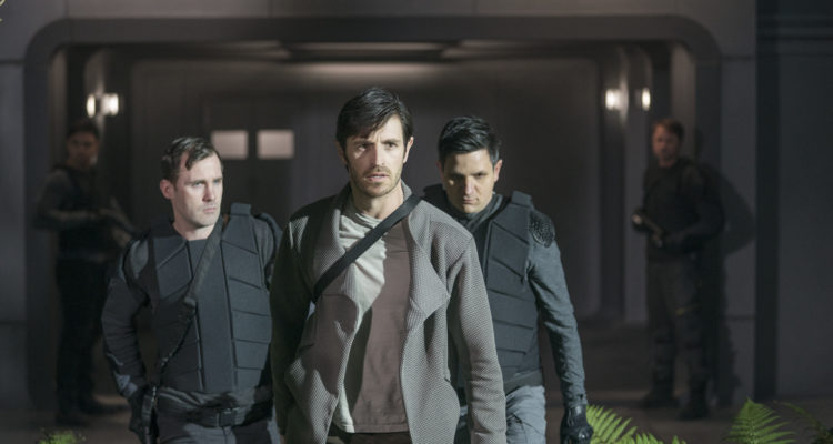 Syfy's 'Nightflyers' tackles George R.R. Martin's space thriller