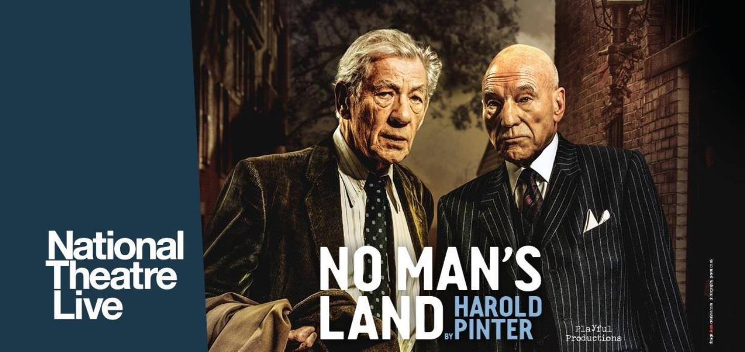 Image result for no man's land national theatre