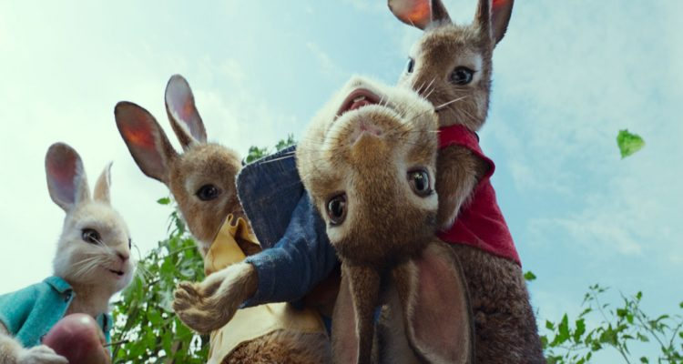 Peter Rabbit Scannain Review
