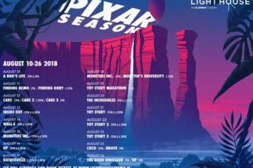 Pixar Season