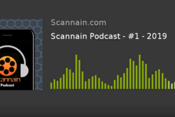 Scannain Podcast 1 - 2019