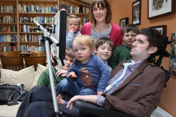 I Found My Traibe - Author Ruth Fitzmaurice and family