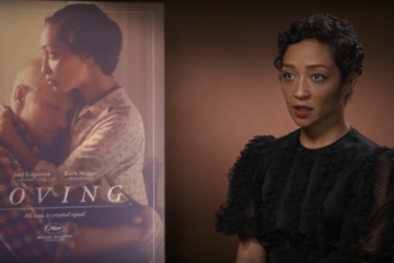 Ruth Negga - Loving Interview