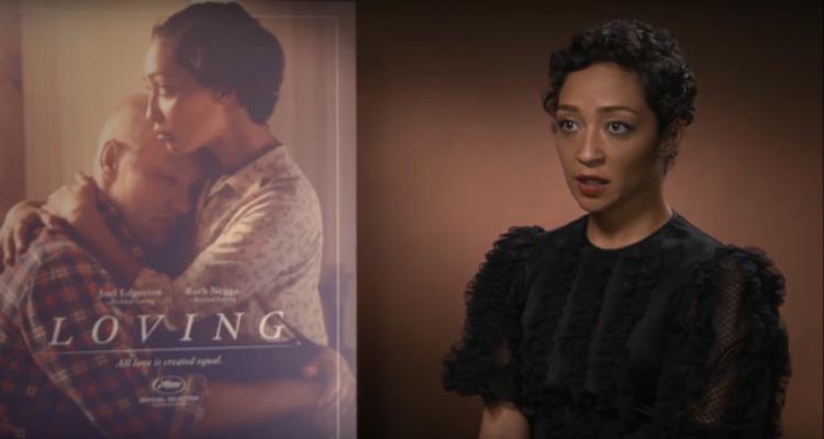 Ruth Negga - Loving Interview