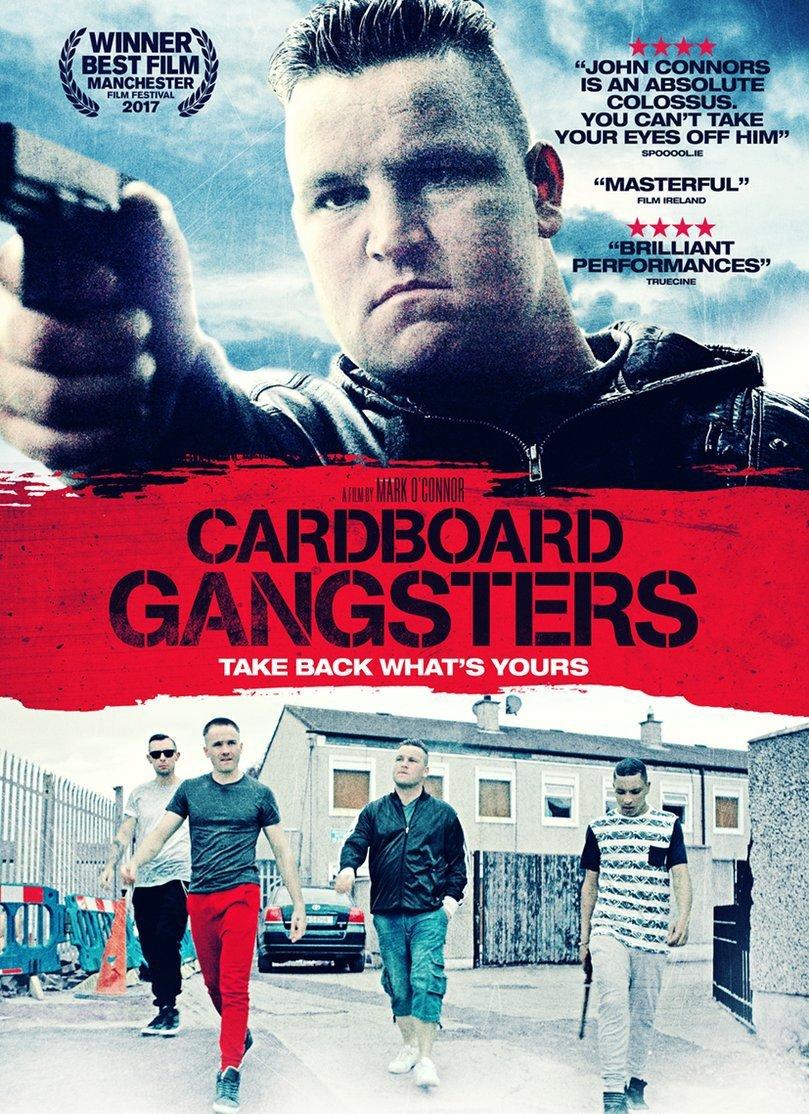 Cardboard Gangsters - Poster
