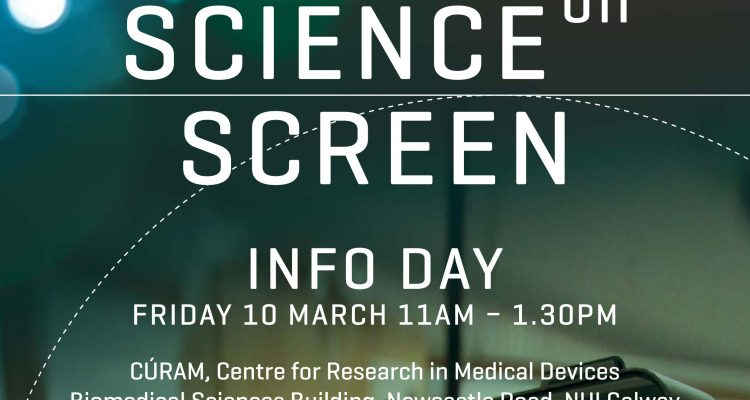 Science on Screen Information Day 2017