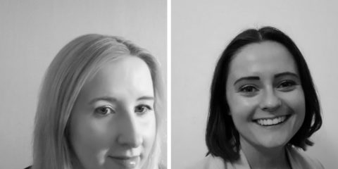 Screen Ireland Appointments Eimear Markey and Grace Cannon