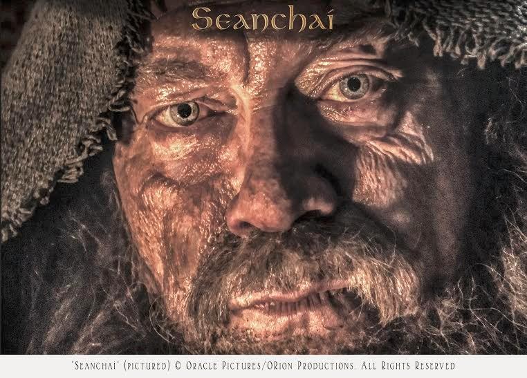 Teaser For New Irish Mythology Show - Seanchaí