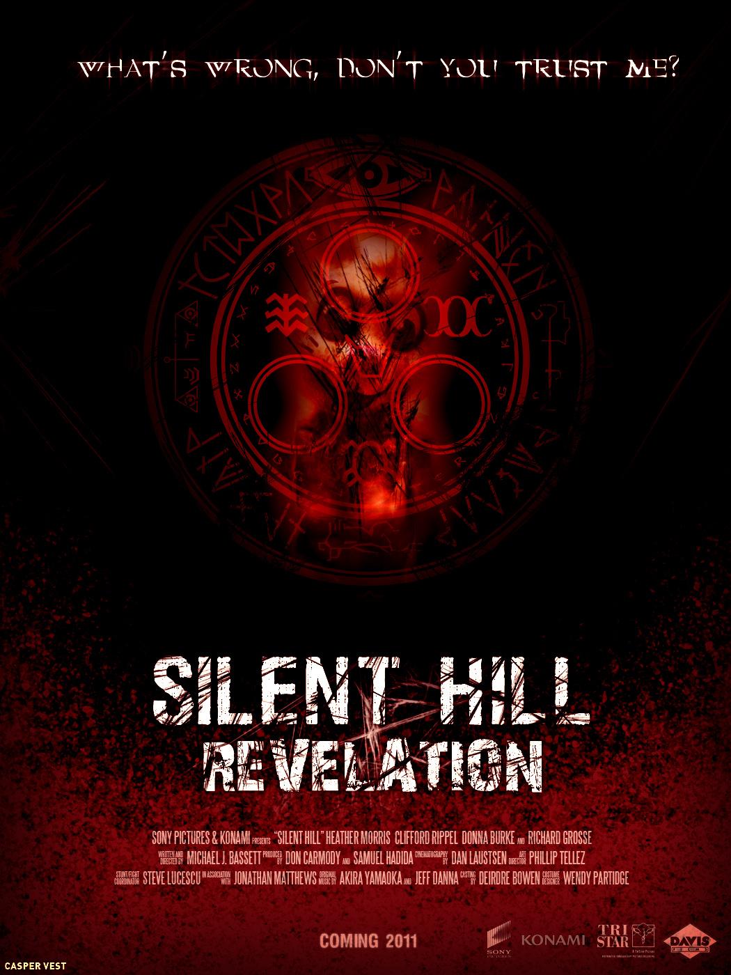 Silent Hill Revelation Trailer Scannain
