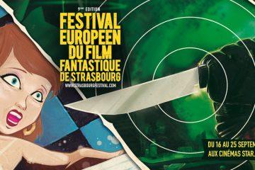 Strasbourg European Fantastic Film Festival 2016