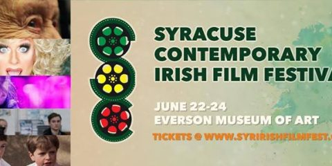 Syracuse Contemporary Irish Film Festival.
