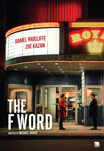 The F Word - Poster