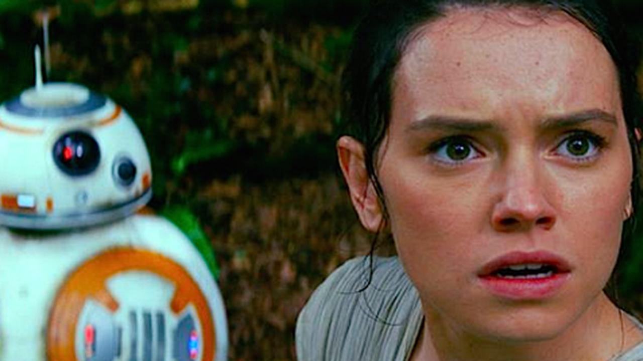 Rey - Star Wars: The Force Awakens © LucasFilm
