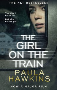 The Girl on the Train- Book Cover