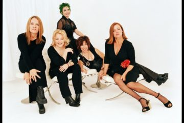 The Go-Gos (Photo credit: Chris Cuffaro)