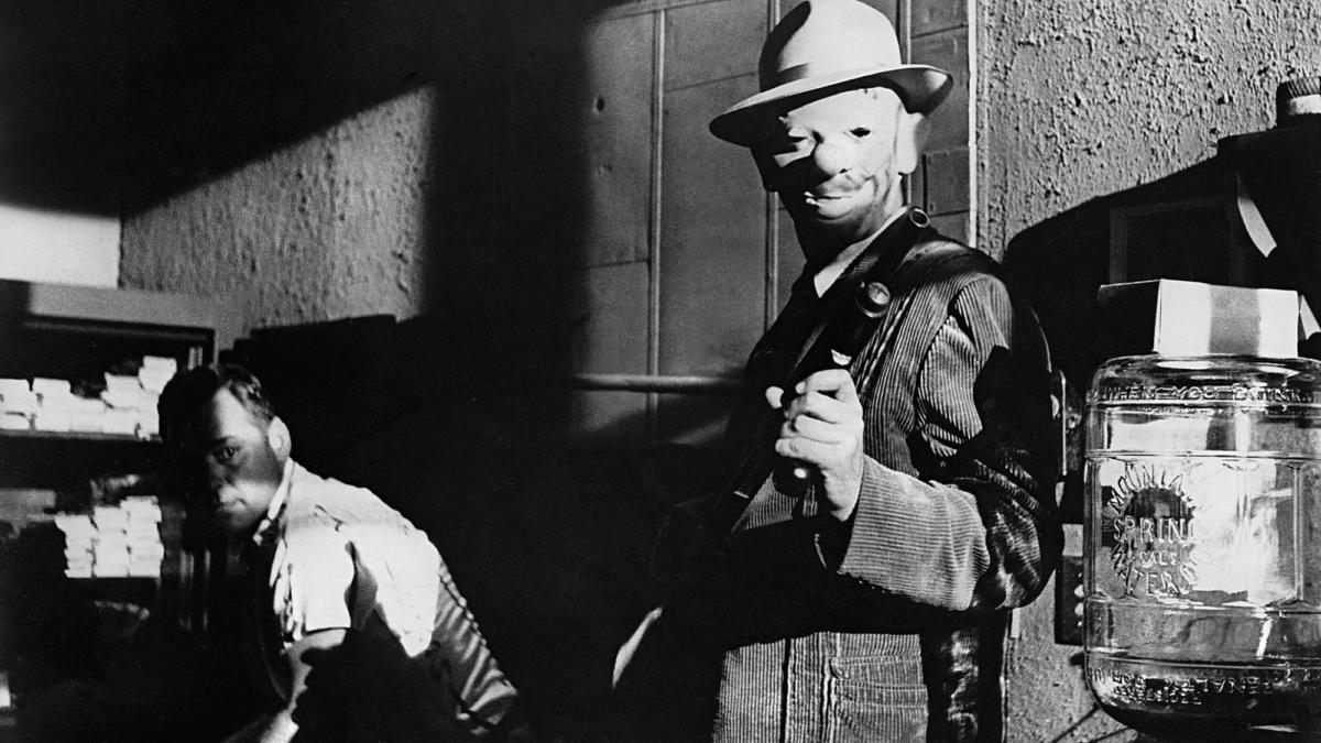Stanley Kubrick's The Killing