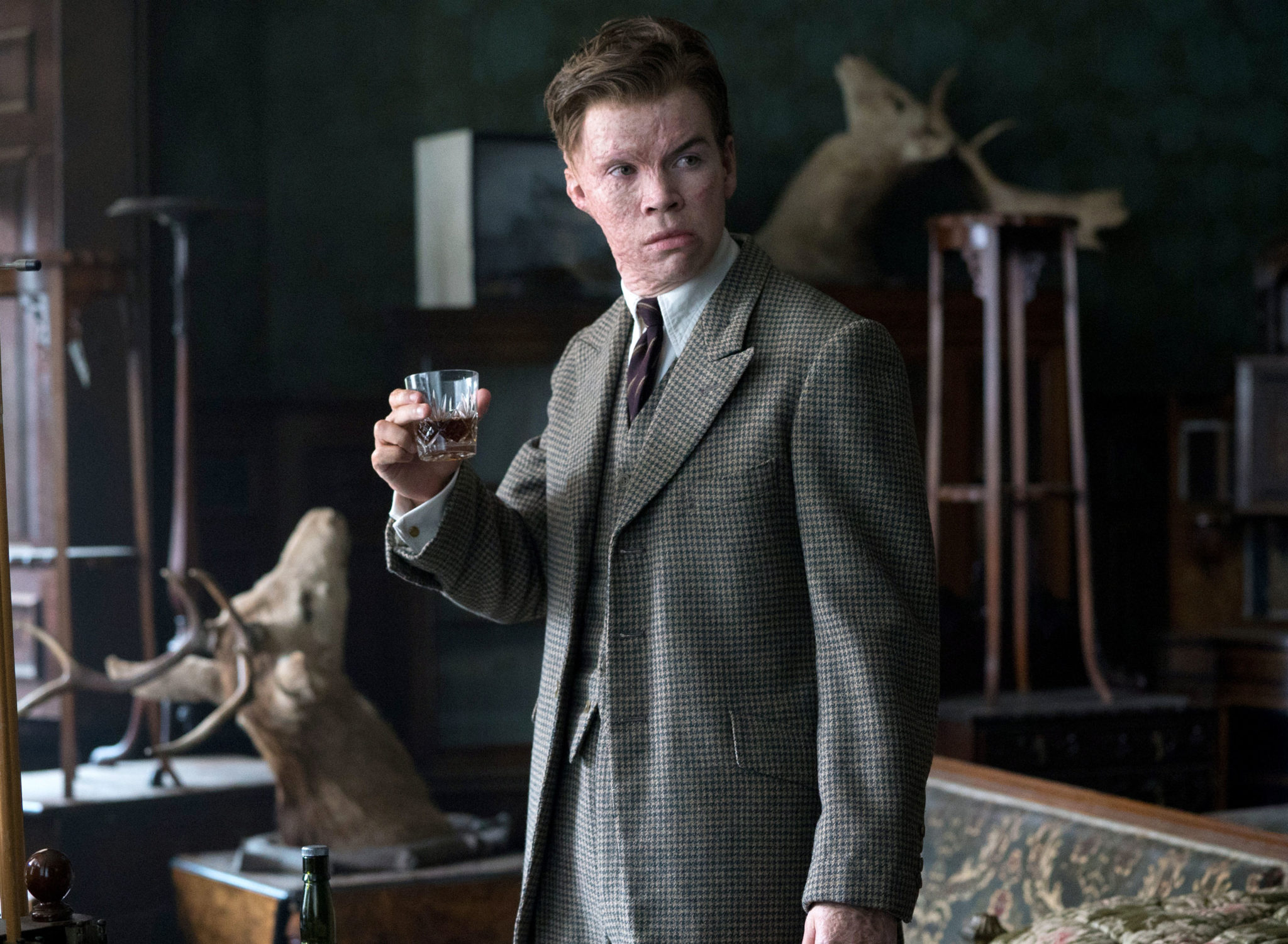 Will Poulter The Little Stranger