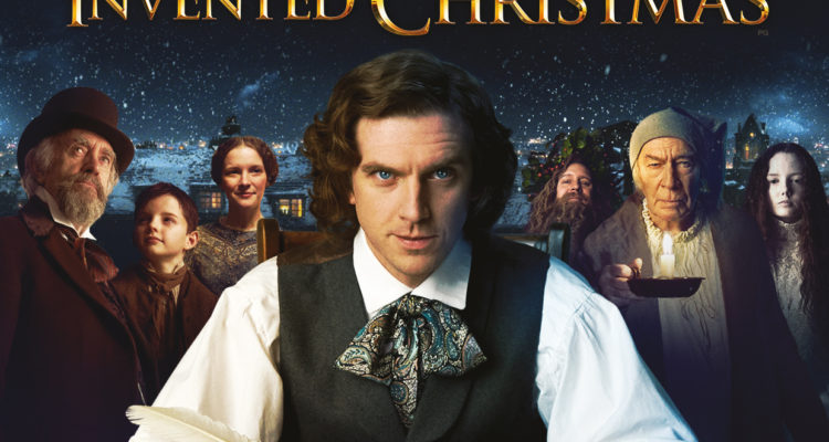 The Man Who Invented Christmas Release Date.The Man Who Invented Christmas Open In Cinemas December 1st