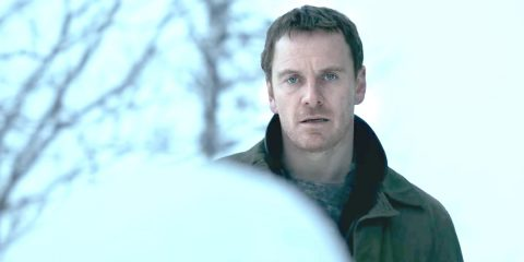 The Snowman Scannain Review