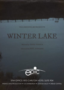 The Winter Lake