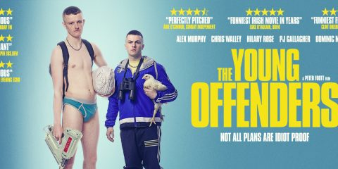The Young Offenders - Banner