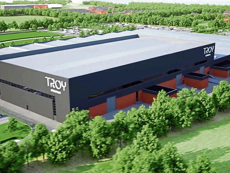 Troy Studios - Proposed Render