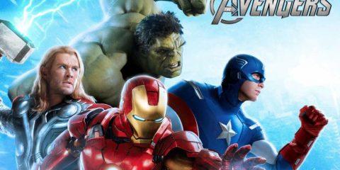 Marvels Avengers Assemble Poster