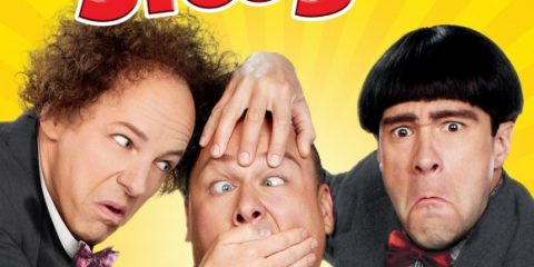 The Three Stooges UK Poster
