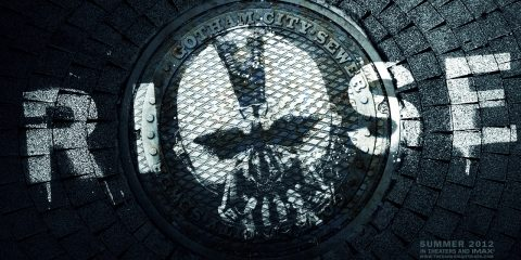 The Dark Knight Rises Rise Banner