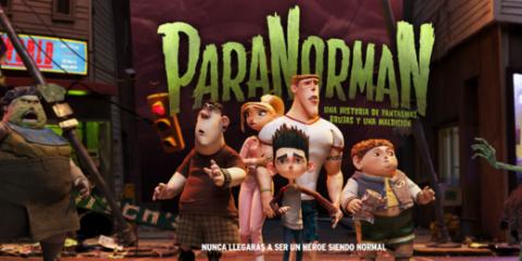 Paranorman Banner