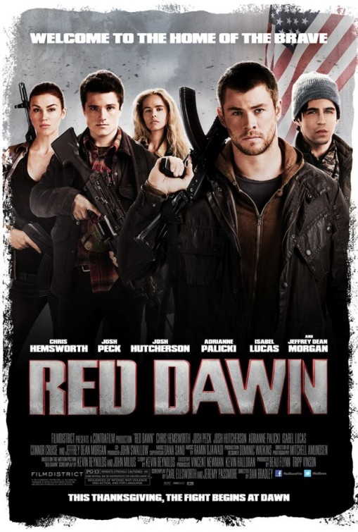 Red Dawn Clip The Invasion Begins